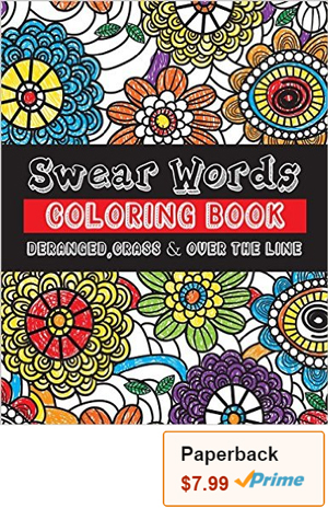 Snarky Coloring Book Pages for Adults