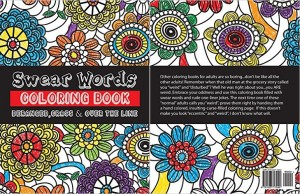 Swear and Curse Words Coloring Book for Adults